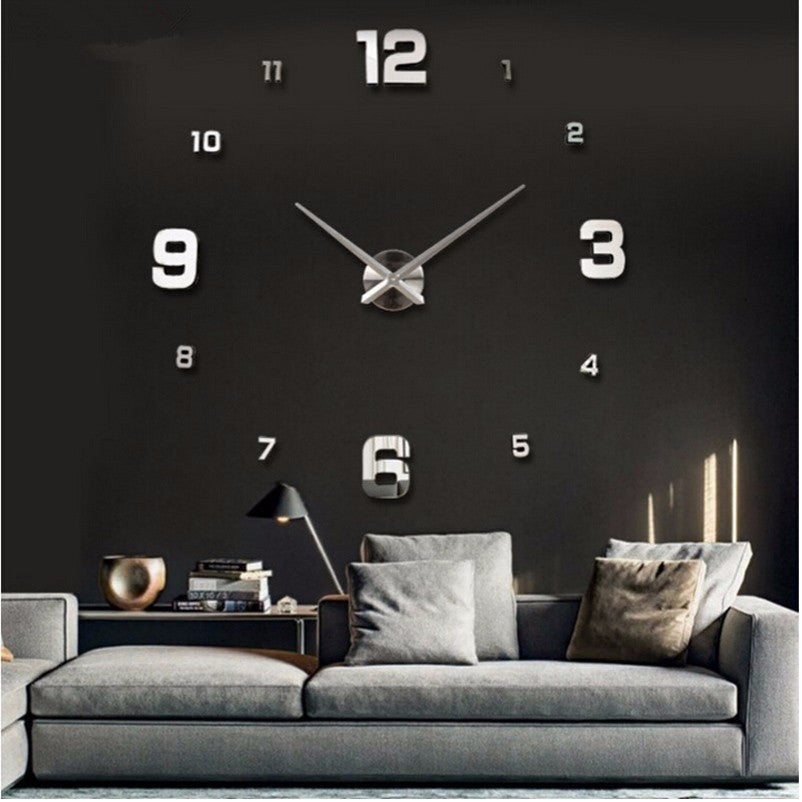 Fancy And Modern Wall Clock ...