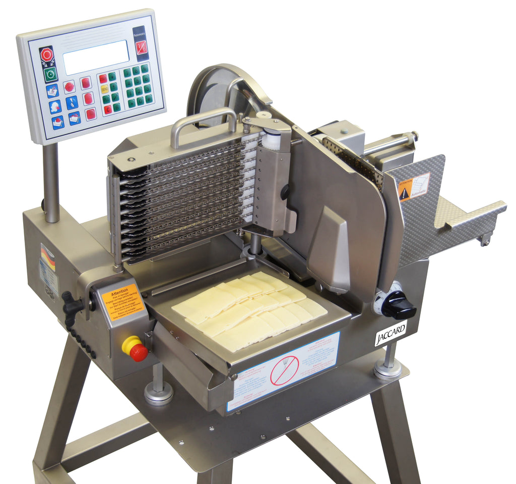 The World's Only NSF Approved Automatic Stacker Slicers