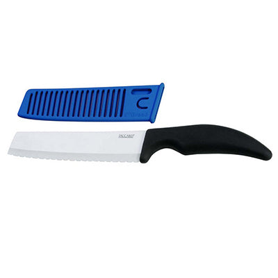 "Advanced Ceramic™ 6"" Bread / Bagel Knife"