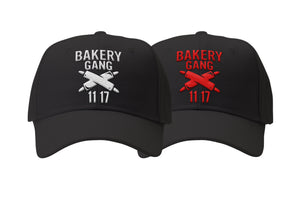 BakeryGang 1117 Dad Caps