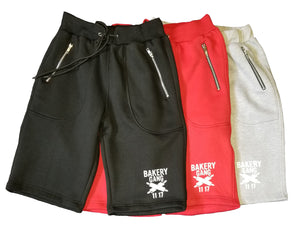 Men Bakery Gang Shorts