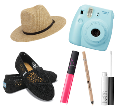 Summer Wishlist 2015