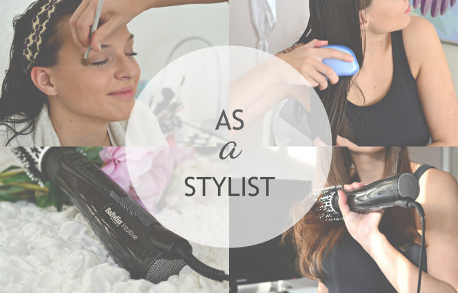 AS A STYLIST