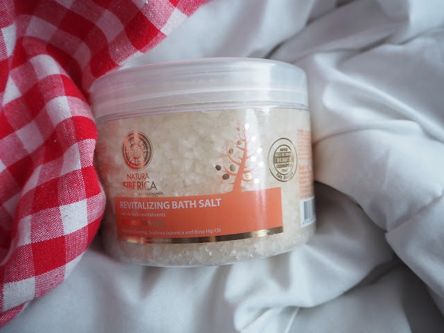 Natura Siberica: Revitalizing Bath Salt