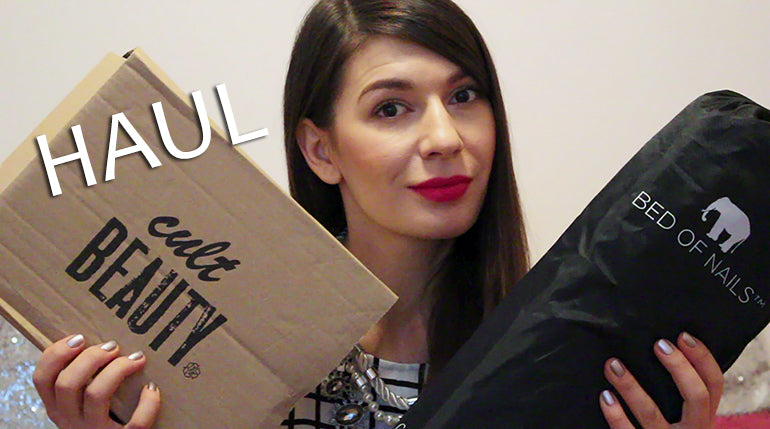 Video» Haul – Cultbeauty
