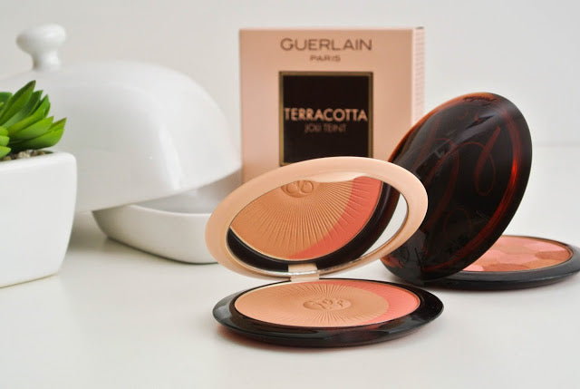 Guerlain Terracotta Joli Teint a Terracotta light / recenze