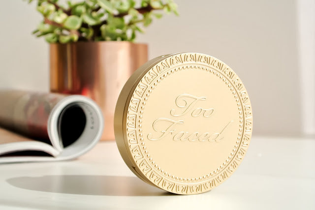 Too Faced Milk Chocolate Soleil bronzer // recenze