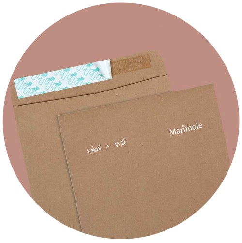 Order your prepaid shipping label and recycling bag for only $6.00. Fill it up with 1-4 pieces of your unwanted clothes and send it to Marimole. We're giving your apparel a new life by turning into new yarn and pellets for manufacturing. #transparency