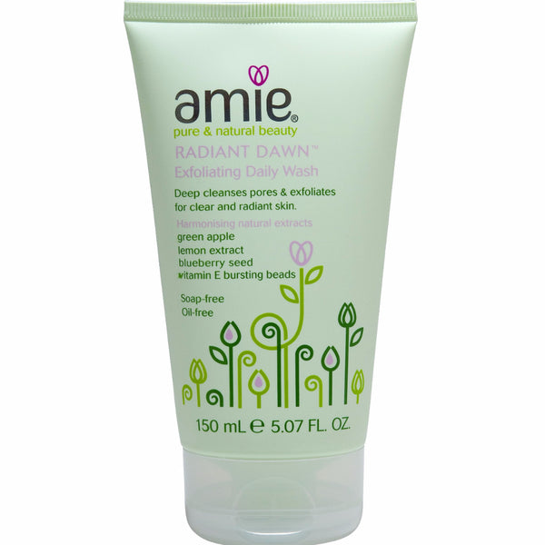 Amie Radiant Dawn Exfoliating Facial Wash 150ml