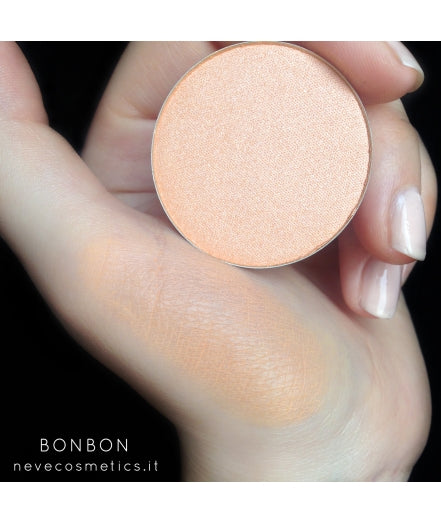 Neve Cosmetics Single Eyeshadow Pan - BONBON