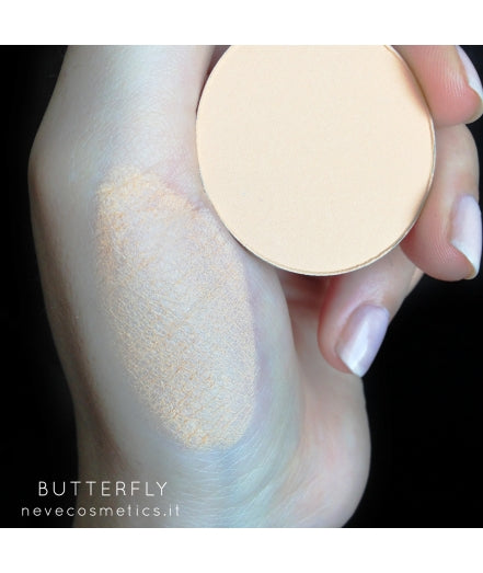 Neve Cosmetics Single Eyeshadow Pan - BUTTERFLY