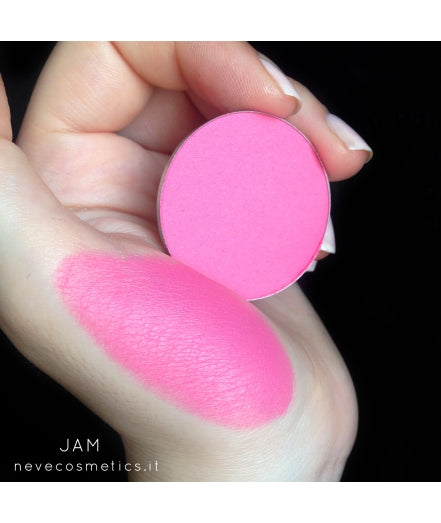 Neve Cosmetics Single Blush / Bronzer Pan - JAM