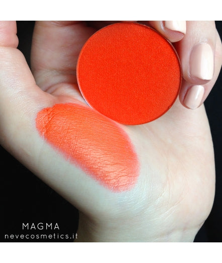 Neve Cosmetics Single Eyeshadow Pan - MAGMA