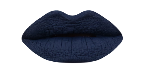 Pretty Zombie Vegan Liquid Lipstick - MIDNIGHT