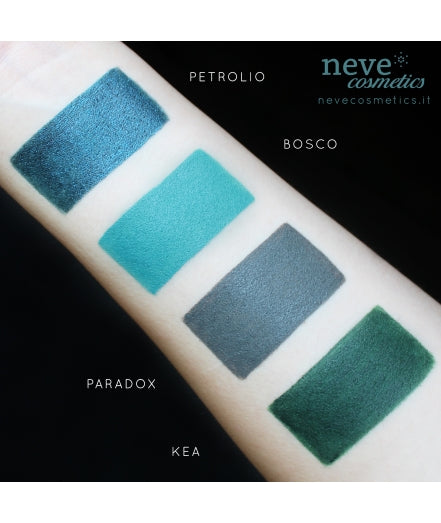Neve Cosmetics Pastello Eye Pencil - PARADOX (Lead Grey)