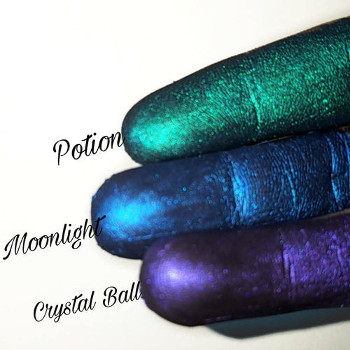 Pretty Zombie Vegan Metallic Lip Paint - POTION