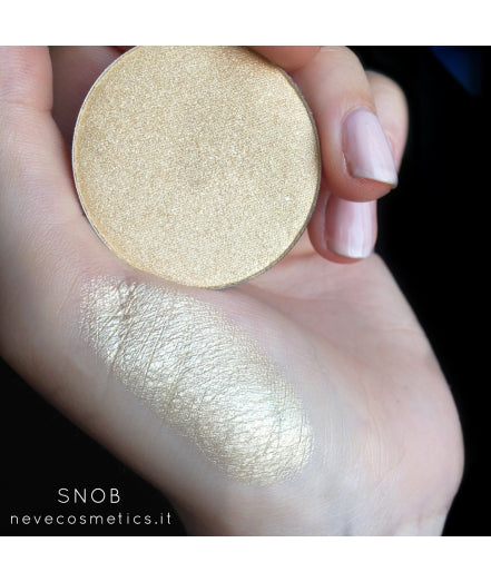 Neve Cosmetics Single Eyeshadow Pan - SNOB