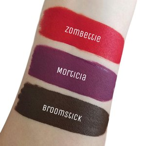 Pretty Zombie Vegan Liquid Lipstick - ZOMBETTIE
