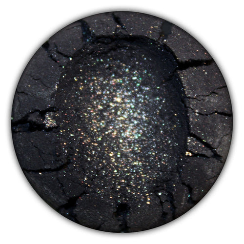 Concrete Minerals Eyeshadow Black Metal