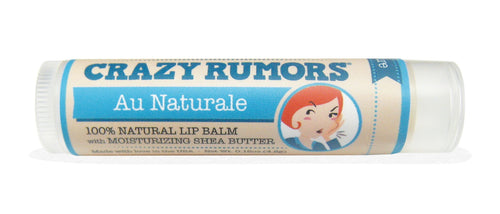 Crazy Rumors Au Naturale Vegan Lip Balm