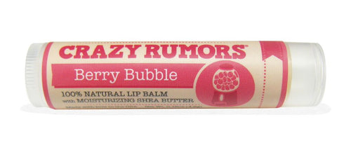 Crazy Rumors Berry Bubble Vegan Lip Balm