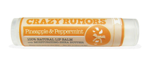 Crazy Rumors Candy Cane Vegan Lip Balms