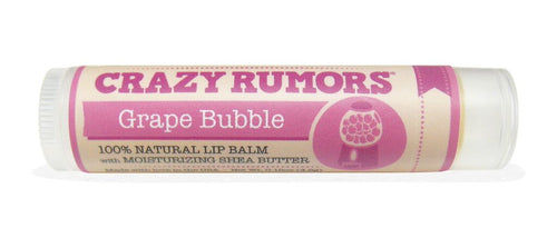 Crazy Rumors Grape Bubble Vegan Lip Balm