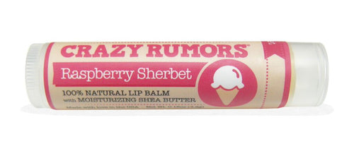 Crazy Rumors Ice Cream Flavoured Vegan Lip Balms