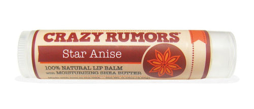 Crazy Rumors Star Anise Vegan Lip Balm
