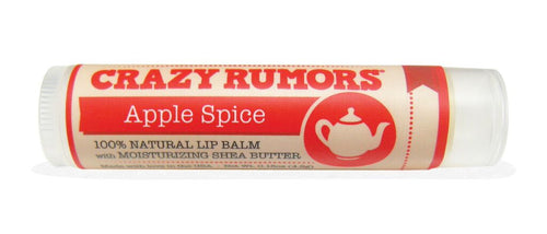 Crazy Rumors Tea Flavoured Vegan Lip Balms