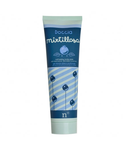 Neve Cosmetics Shower Mirtillosa Refreshing Body Wash