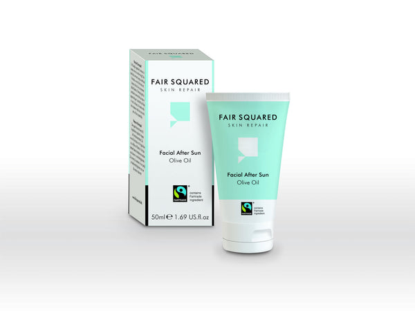 Fair Squared Fairtrade Facial After Sun