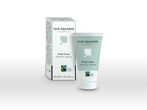 Fair Squared Fairtrade Facial Cream