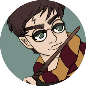 Shiro Cosmetics Eyeshadow - THE BOY WHO LIVED (Harry Potter Collection)