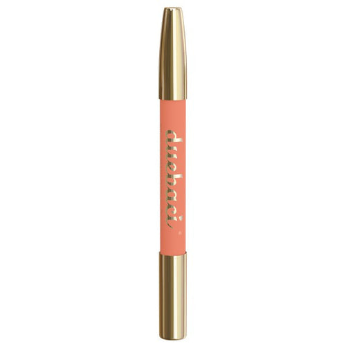 Neve Cosmetics Dual Lipliner & Lipstick Pencil MATERIAL (Natural,dark warm peach and light pinky peach)