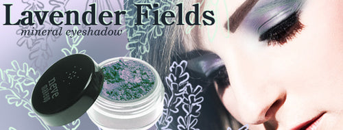 Neve Cosmetics Flower Power Mineral Eyeshadows