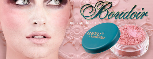 Neve Cosmetics French Royalty Mineral Blushes