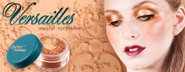 Neve Cosmetics French Royalty Mineral Eyeshadows