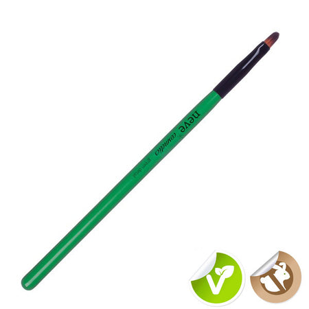 Neve Cosmetics Glossy Artist Rose Angled Eye Brush