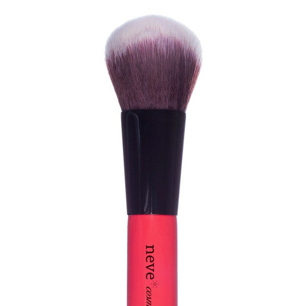 Neve Cosmetics Glossy Artist Red Amplify Face Contouring Brush