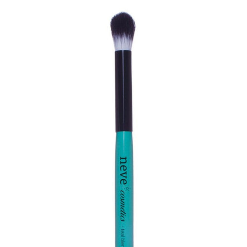 Neve Cosmetics Glossy Artist Teal Blending Brush