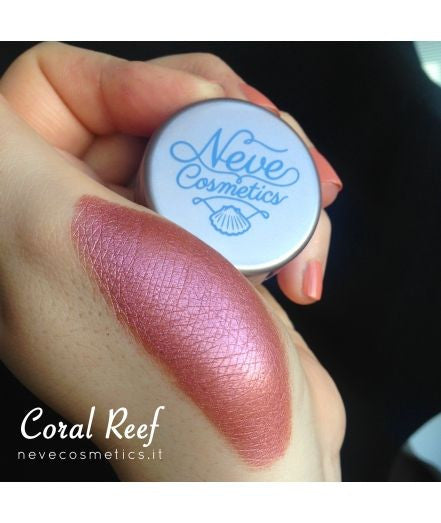 Neve Cosmetics Mineral Eyeshadow - CORAL REEF