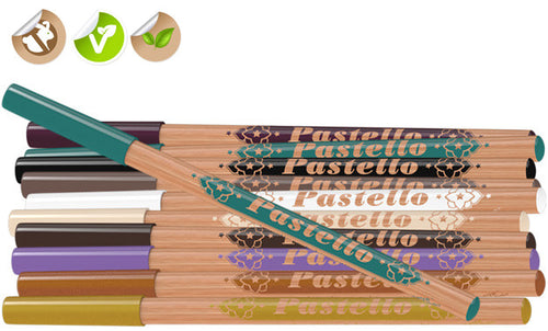 Neve Cosmetics Pastello Eye Pencil - INSALATA (GREEN)