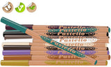 Neve Cosmetics Pastello Eye Pencil - TERRA (BROWN)