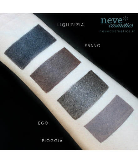 Neve Cosmetics Pastello Eye Pencil - LIQUIRIZIA (BLACK)