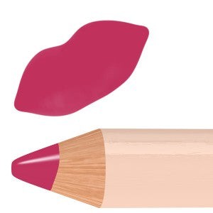 Neve Cosmetics Pastello Lip Colour Pencils - FUCHSIA
