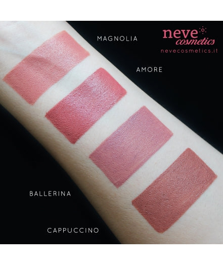 Neve Cosmetics Pastello Lip Colour Pencils - CAPPUCCINO (Rose)