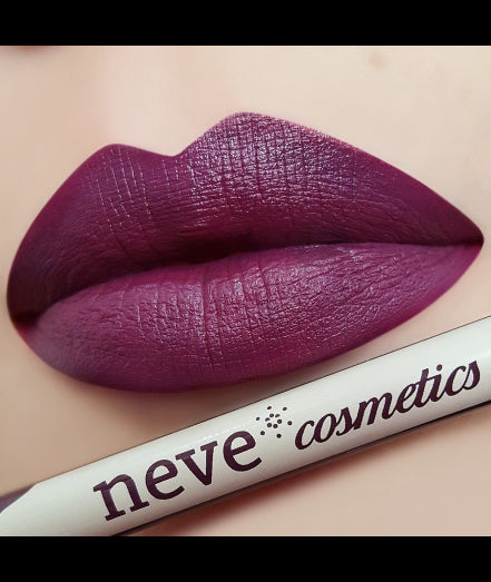 Neve Cosmetics Pastello Lip Pencil - WITCH (Dark Purple)