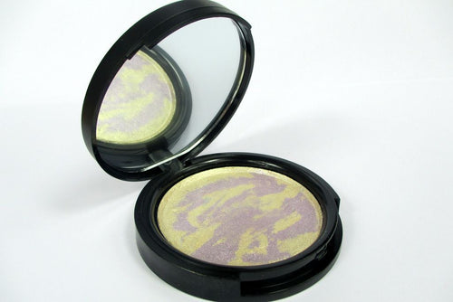 Phee's Makeup AMETHYST GLOW Marbled Highlighter - 59mm
