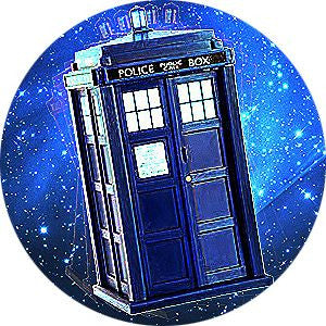 Shiro Cosmetics Eyeshadow - TARDIS